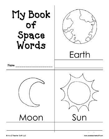 earth planet cutouts printables - photo #4