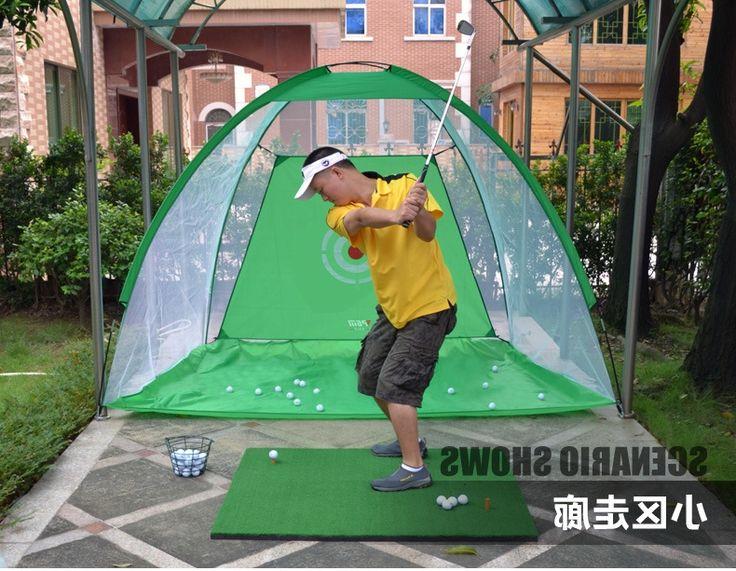 36.00$  Buy now - https://alitems.com/g/1e8d114494b01f4c715516525dc3e8/?i=5&ulp=https%3A%2F%2Fwww.aliexpress.com%2Fitem%2FGolf-PGM-genuine-golf-practice-net-indoor-practice-net-golf-goods-ball-tent%2F32608142952.html - Golf PGM genuine golf practice net indoor practice net golf goods ball tent