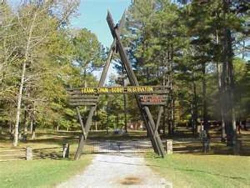 Camp Sequoyah - Delta, Alabama