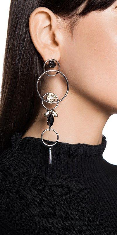 Accessories | Jewelled Chandelier Earrings