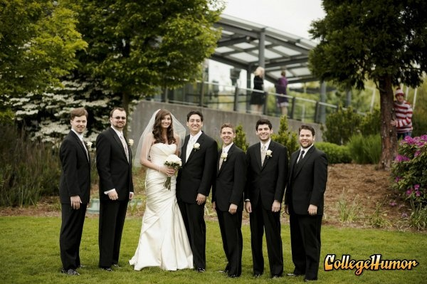 CollegeHumor Wedding humor, Funny wedding photos, Funny
