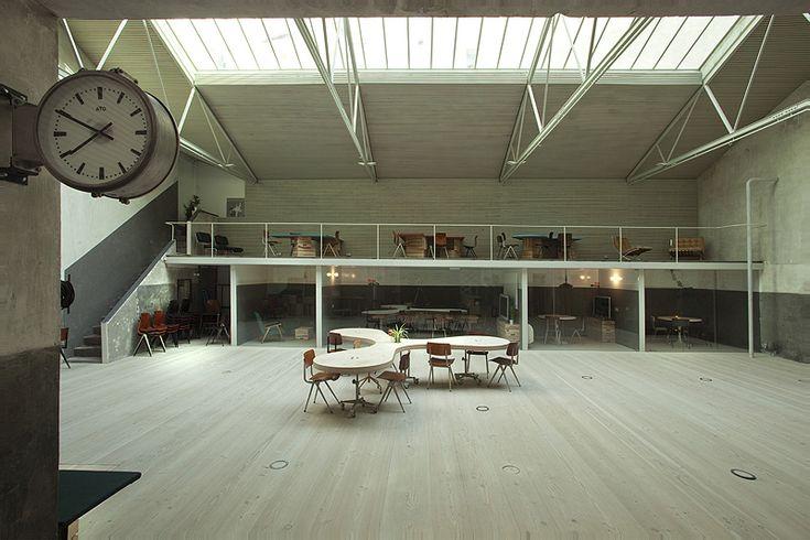 Some Emzingo NexGen Orientation Week sessions are held at The HUB Madrid