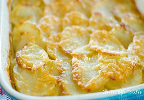 Potato Gratin | Slimming Eats - Slimming World Recipes