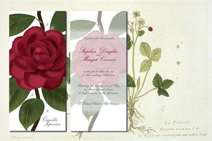 Inkcafe | Tutti i modelli di partecipazioni di nozze a catalogo.