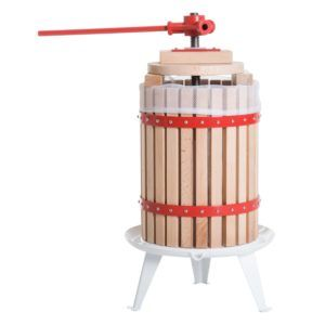 4.75 Gallon Capacity Fruit and Wine Press – $89.99 + Free Shipping, Best Price #homebrew