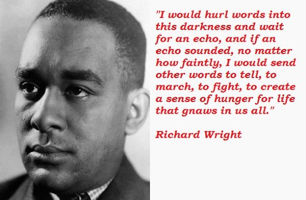 Richard Wright Quotes