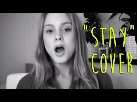 ▶ Rihanna - Stay (Cover) by Zara Larsson - YouTube