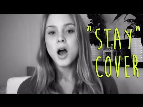 ▶ Rihanna - Stay (Cover) by Zara Larsson - YouTube