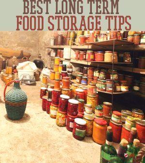 Best Long Term Food Storage Tips | Proper food storage is a…
