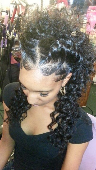 Goddess braids updo close up Extension and Hair goddess braids updo Pinterest | Fashion and Mode Today