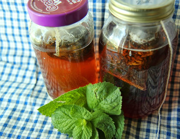 How to Make Sun Tea (Even If You Don't Have a Sun Tea Jar) ~ Lille Punkin'