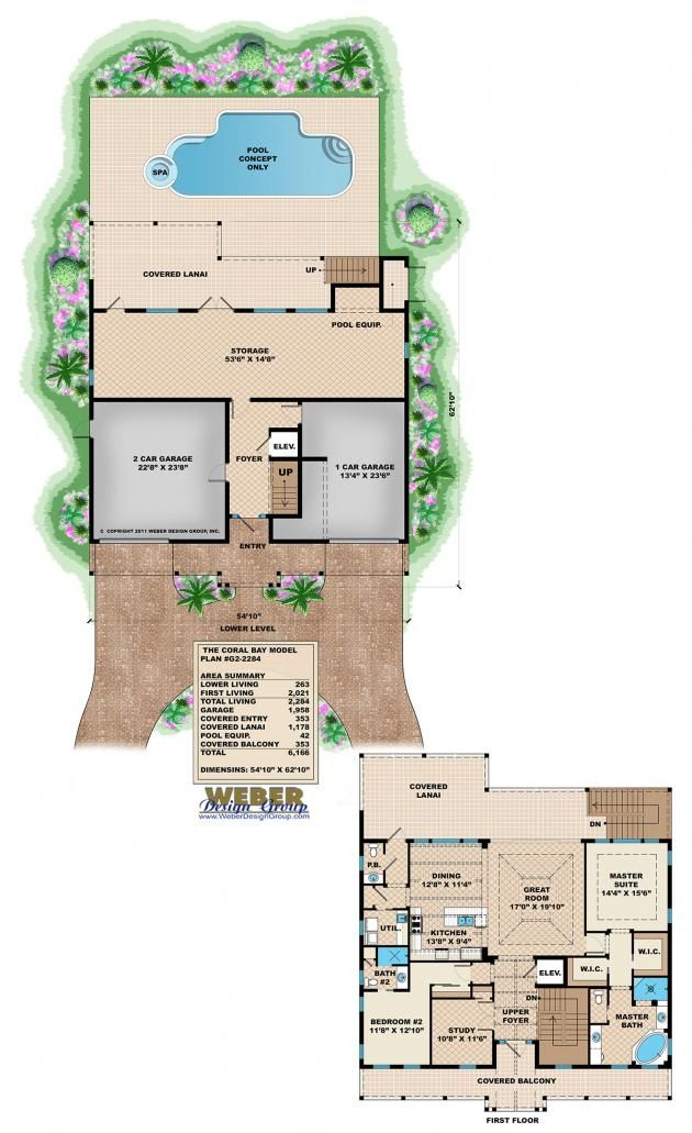 beach house plan west indies island cottage architectural style - Floor Plan Beach House