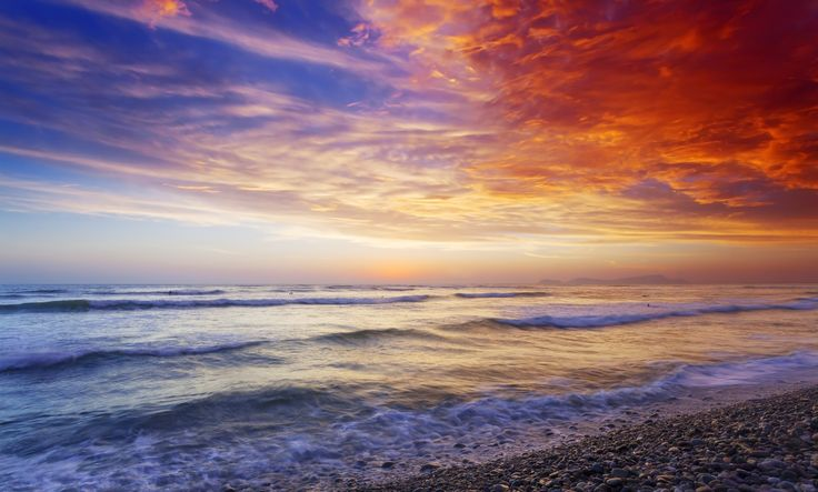 Incredible colors on the beaches of south america by juan gabaldon on 500px