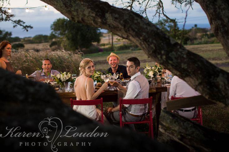 Puakea Ranch wedding, Hawi, Hawaii, Kirstin & JT
