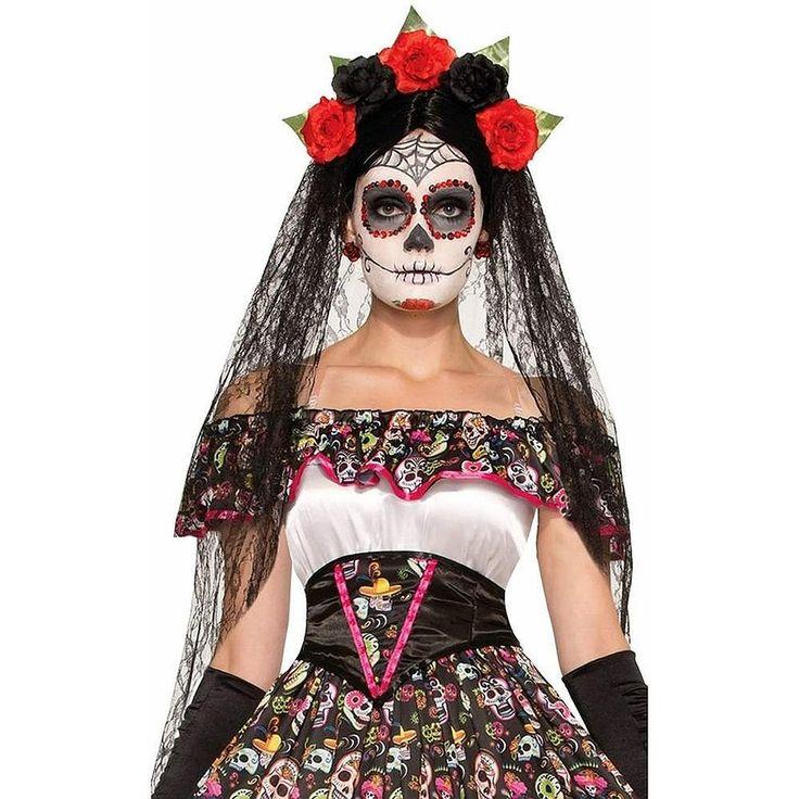 Best 25+ Catrina costume ideas on Pinterest   Sugar skull ...