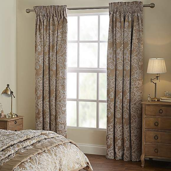 Dorma Ottoman Blackout Curtains In 2020