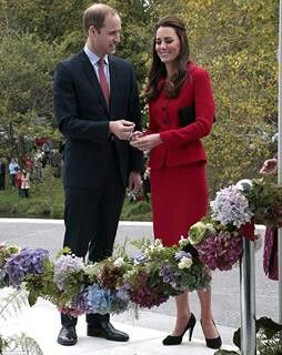 William & Kate, The Duke & Duchess of Cambridge.
