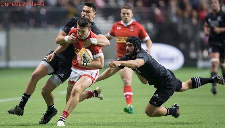 Canadian men's rugby squad thumped by Maori All Blacks
