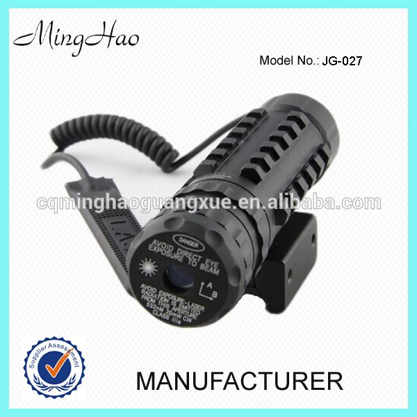 Minghao laser weapon rifle scope for sale mount use for airsoft rifles made in China