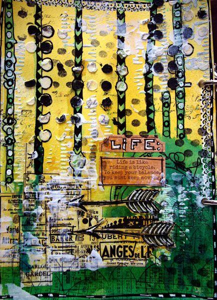 Art Journal by Marianne