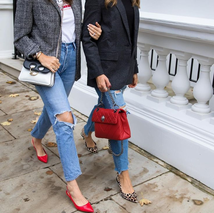 "1,120 Likes, 18 Comments - Sarah & Philippa (@wearetwinset) on Instagram: ""Always in unison ❤️❤️ http://liketk.it/2sUAg #liketkit @liketoknow.it"""