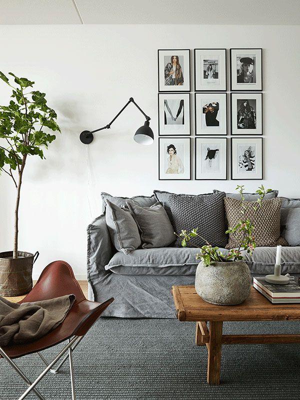 Un pò Rustico e un pò minimal: gli interni di gusto nordico di Marie Ramse