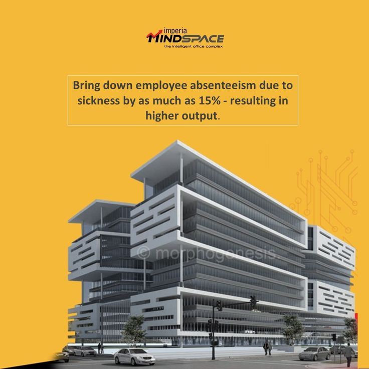 Imperia MindSpace helps companies improve the productive of their workforce. #ImperiaMindSpace #IntelligentBuilding