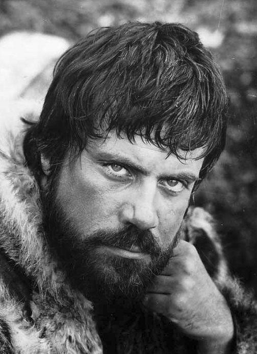 Oliver Reed+The Trap