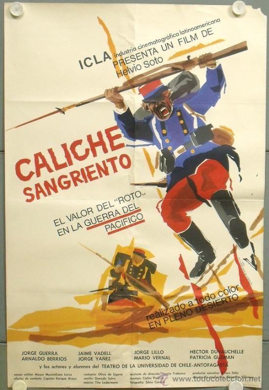 Caliche sangriento (1969)