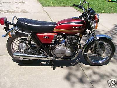 Kawasaki 400 photo - 2