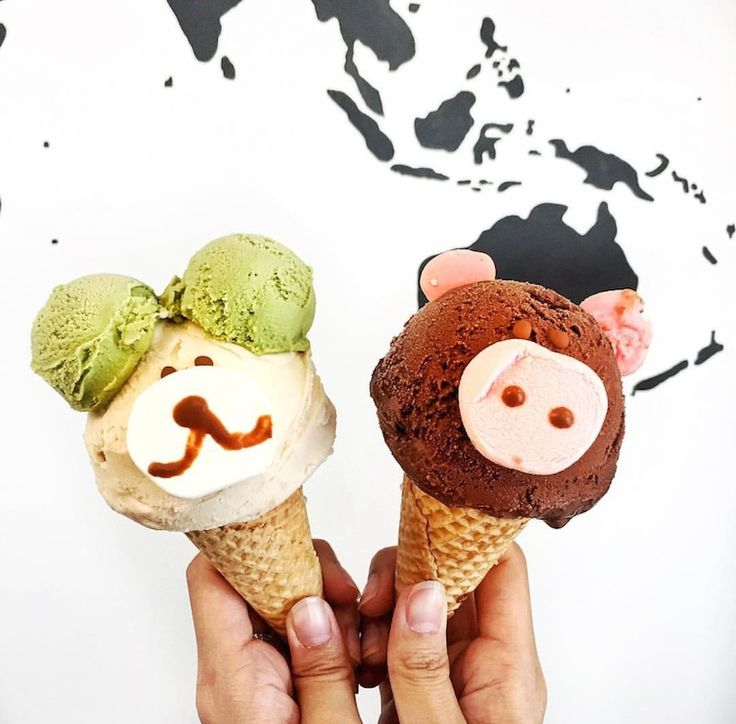 The 20 Most Instagram-Worthy Ice Cream Spots in California