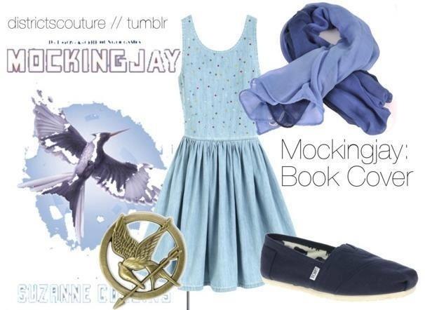 Hunger Games Fashion! #geekasm #fangirlfashion
