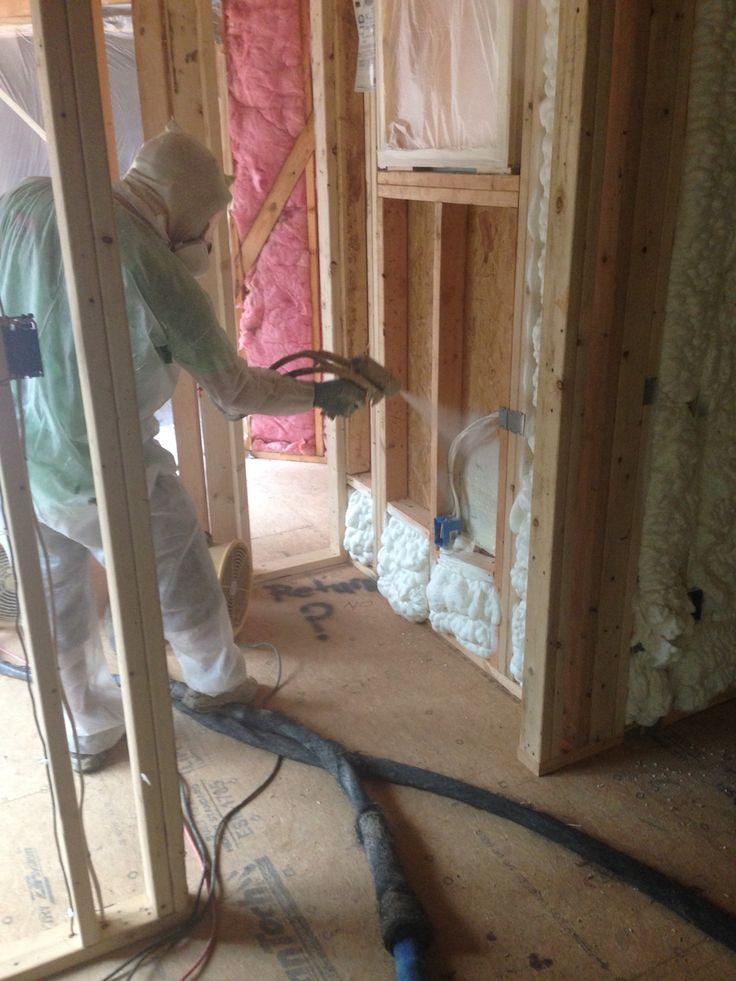 The 25 best polyurethane foam insulation ideas on for Alternatives to spray foam insulation