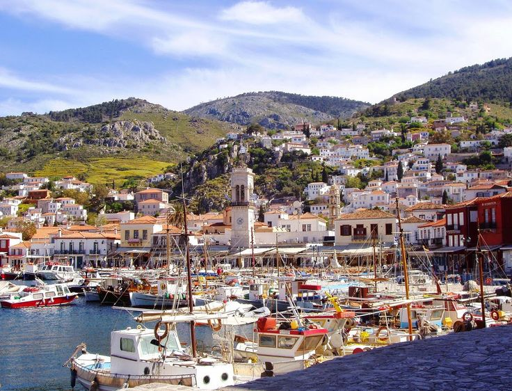 #ILoveGreece #JOHNNY #Greece #islands #Hydra
