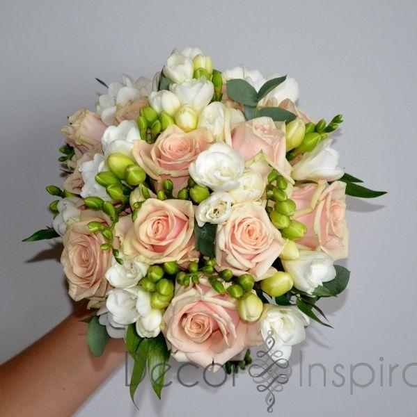Bukiety ślubne | Decor Inspiration - Dekoracje ślubne, dekoracje sali weselnej Katowice