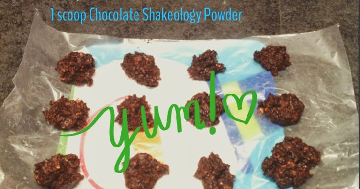 What is Country Heat | What is a Beachbody Coach | Where To Buy Shakeology | Beachbody 21 Day Fix: Shakeology No-Bake Cookies