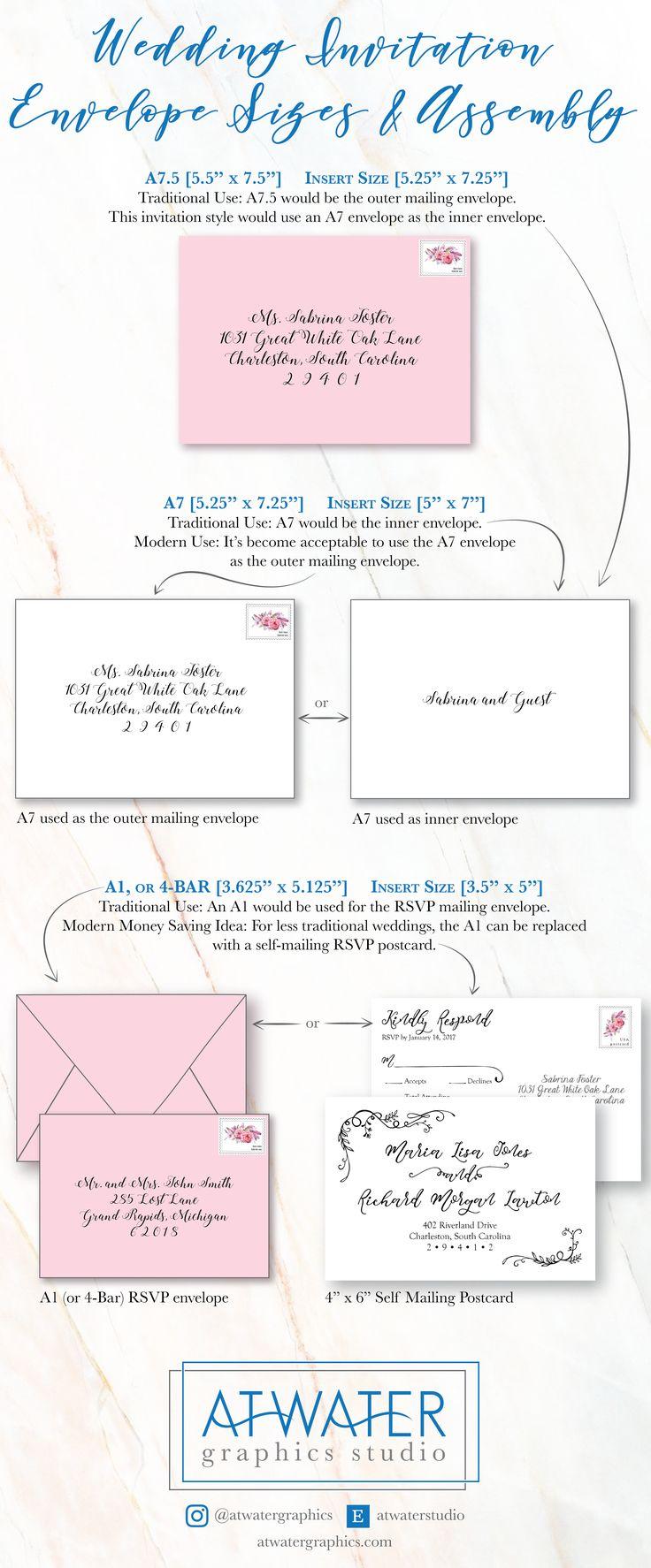 wedding invitation envelope size unique sizes for a7 pocketfold