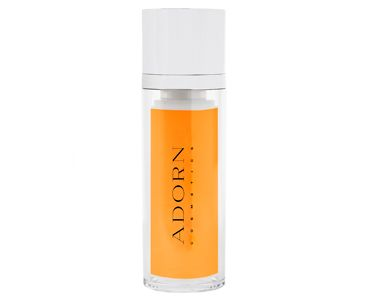 Adorn's Rosehip Oil is rich in nourishing essential fatty acids, Omega 3, 6 and 9, along with high concentrations of Vitamins A (retinol), C and E.  Its high level of antioxidants help combat Free Radicals which are significant contributors to the aging process. Our Rosehip Oil is cold pressed and not chemically extracted. This retains the integrity of the oil so what you get is pure oil. No masking agents or artificial fragrances are used to cover its natural aroma.