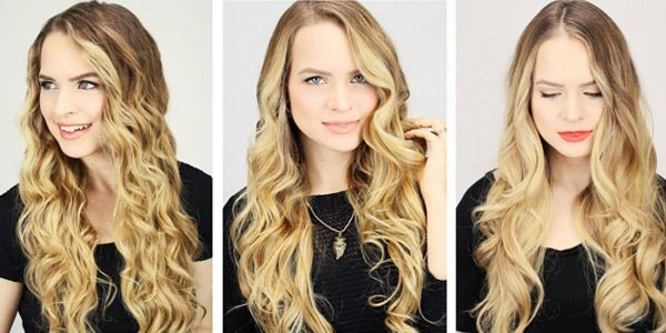 Watch those great video tutorials and learn everything there is to know about gorgeous curls! Μάθε όσα χρειάζεσαι για να κάνεις υπέροχες μπούκλες!