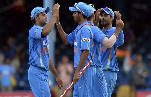 Team India – Just in the nick of time!