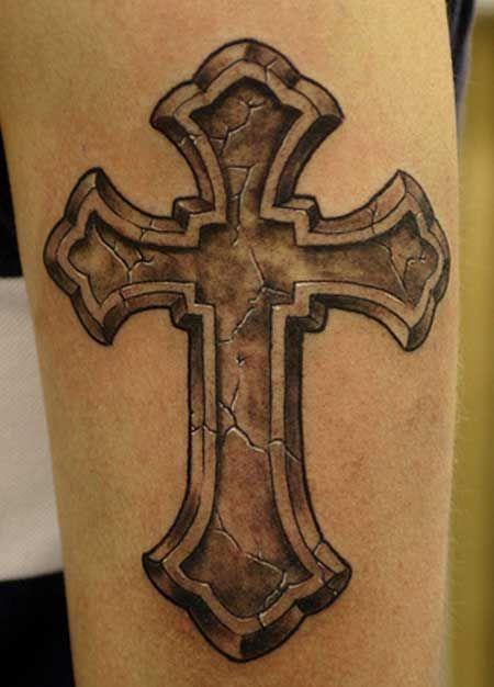 25 melhores ideias de tatuagens masculinas de cruz no pinterest tatuagens de cruz desenhos. Black Bedroom Furniture Sets. Home Design Ideas
