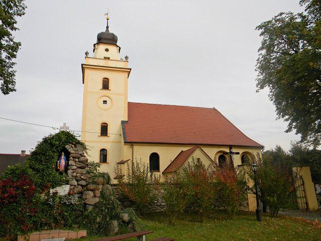 Koło domu: Kościół w Sobinie