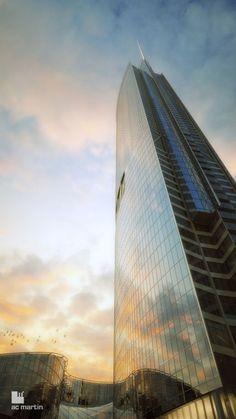 New Wilshire Grand Design Revealed