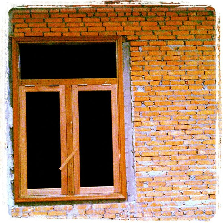 Terracotta and the window