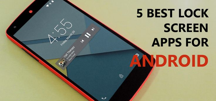 5 Best Lock Screen Apps for Android - http://www.inavitnews.com/5-best-lock-screen-apps-for-android/