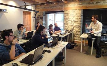 Dès septembre 2013, au sein même des locaux d'Isart Digital Montréal, vous pouvez suivre la spécialisation d'un an en Economic Design (analyse quantitative du comportement des joueurs, économie ...