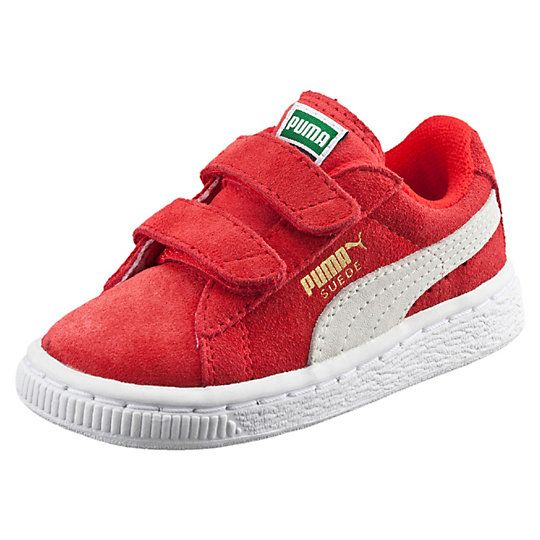 <p>Born in 1968, the Suede was a warm-up shoe made infamous by athletic…