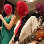 """While a Moscow appeals court has conditionally released 1 member of the feminist punk band Pussy Riot, it has outrageously upheld 2-year sentences for the other 2 members.    NowNadya and Masha face imminent transfer to penal colonies where they will be imprisoned hundreds of miles away from their families in notoriously dangerous conditions. The Russian mainstream media's portrayal of these women as hooligans """"motivated by religious hatred"""" has also placed the women @ heightened risk of…"""