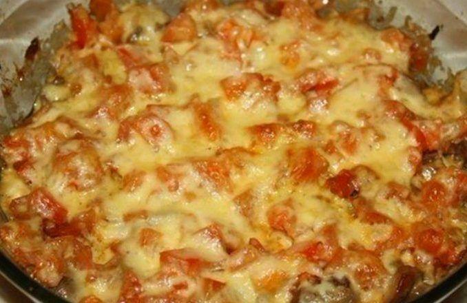 Zapekané kuracie pečienky na taliansky spôsob - Receptik.sk