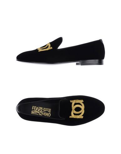 Loafers, Black